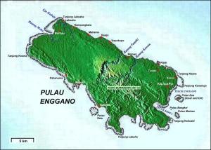Lembaga Ilmu Pengatahuan Indonesia (LIPI) dan puluhan Masyarakat Adat Pulau Enggano, Bengkulu mengkaji kemungkinan komunitas adat yang terletak di tengah Samudera Hindia itu menjadi desa adat seperti yang tertuang dalam UU Desa Nomor 6 Tahun 2014.